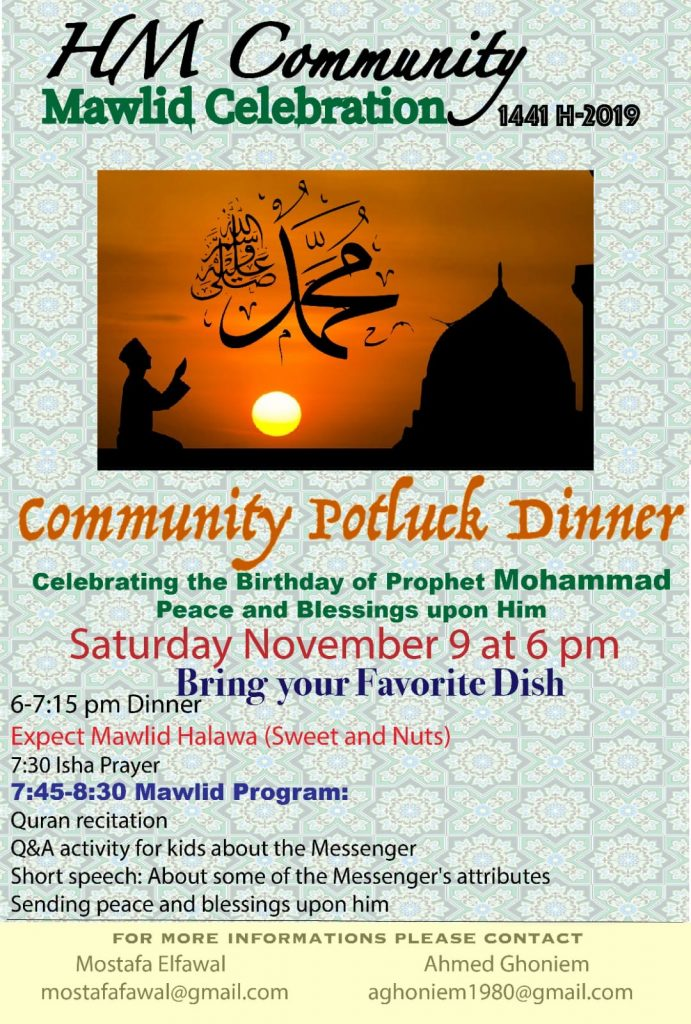 Mawlid Celebration
