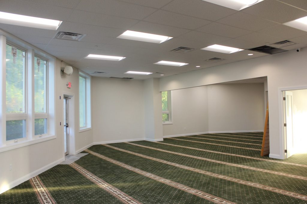 The Future Home of Hampshire Mosque
